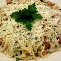 Spagetti-kep